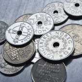 Norwegian coins - Norway tax can help you keep more of these