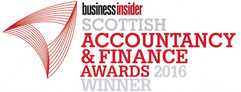 Winner Scottish Accountancy Awards
