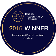 Winner Best Firm in Scotland
